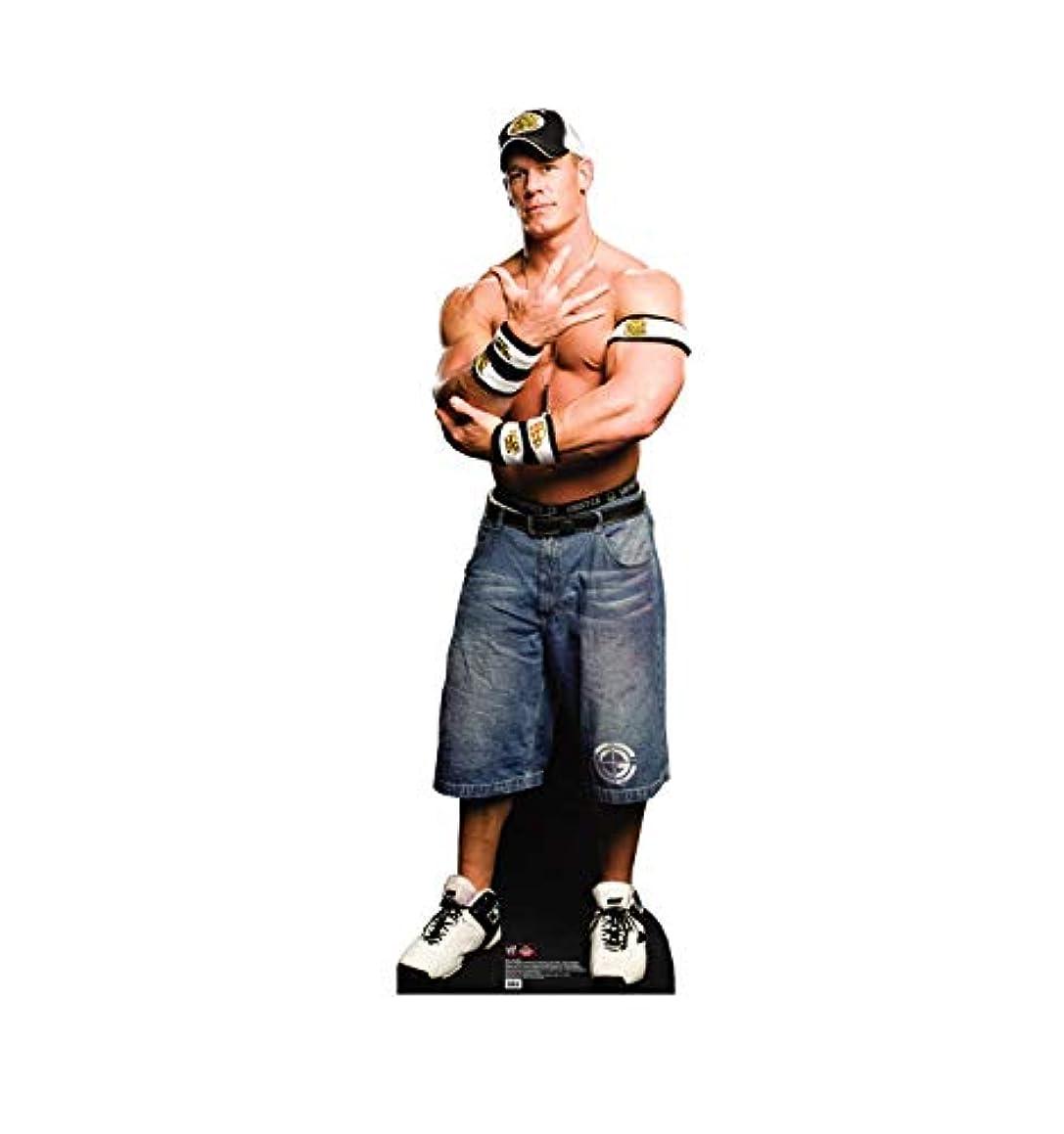 Advanced Graphics John Cena Life Size Cardboard Cutout Standup - WWE
