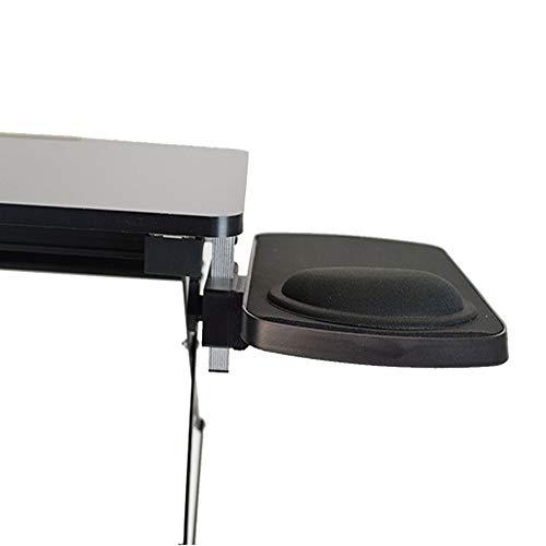 WorkEZ Mouse Pad: Ambidextrous, Adjustable, Removable Tilting, Aluminum Mouse Pad Platform for WorkEZ Ergonomic Laptop Stand, Lap Desk, Standing Desk Photo #3