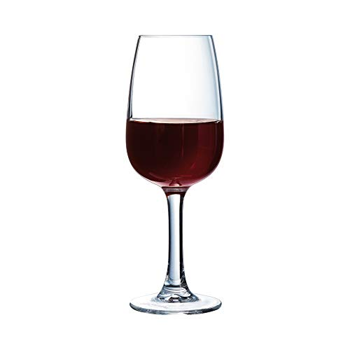 Chef & Sommelier ARC 14798 Cabernet Tulip Sherrykelch, 120ml, Krysta Kristallglas, transparent, 6 Stück