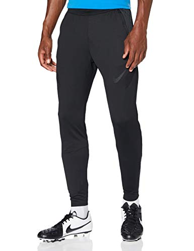 Nike PRO Dry Strike Pantalon, Uomo, Nero (Black/Black/Anthracite/Black), (Taglia Produttore: XX-Large)