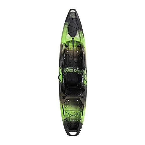 Lifetime Pro Angler 118 Fishing Kayak, Gator Camo