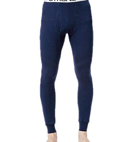 Hellomiko Pantalons d'automne pour Hommes Cotton Pantalons en Laine Pantalons Chauds Pantalons Longs en Coton à Section Mince