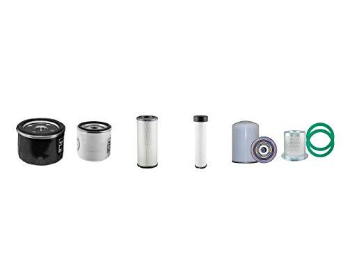 Compair-Holman C 40 Kompressor Filter Service Kit Mit Lombardinieng
