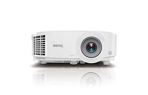 BenQ MH733 DLP-Projektor (Full HD, 1920 x 1080 Pixel, 4.000 ANSI Lumen, HDMI, 16.000:1 Kontrast, 3D)