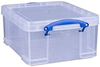 Really Useful Box 21 Litre Storage Box - Clear