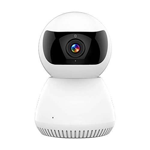 SXYLTNX Cámara IP Inalámbrica HD 1080P Seguimiento Automático Inteligente Intercomunicador Bidireccional Dúplex Completo Vigilancia De Seguridad para El Hogar Monitor De Bebé