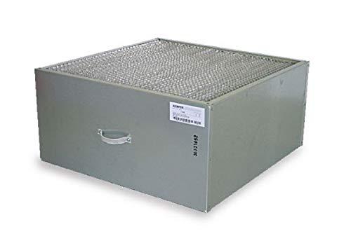 Kemper Ersatzfilter Absauganlagen 610 x 292 mm 1090010 Arbeitsplatzausstattung Absauganlagen Zubehör