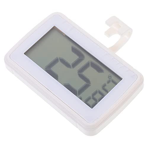 SOLUSTRE Congelador Digital Higrómetro de Alta Precisión Medidor de Humedad Mini Monitor de Humedad Interior Sensor...