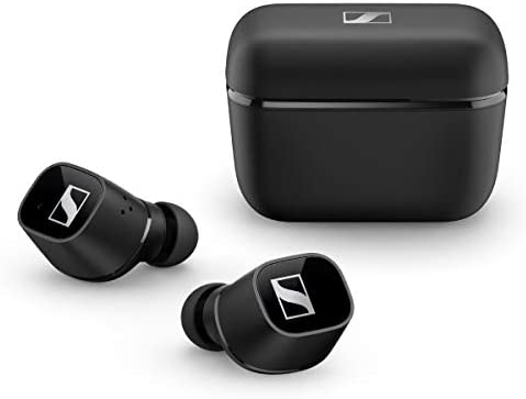 Sennheiser CX 400BT True Wireless Earbuds Bluetooth In Ear Headphones for Music and Calls with product image