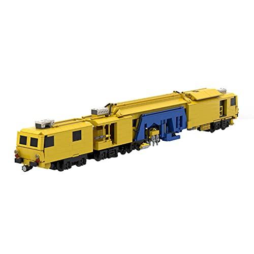 IPOT Technik Bahn Baustein Satz,...