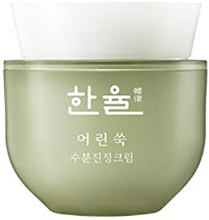 Hanyul Pure Artemisia Watery Calming Cream, 1.7 Ounce