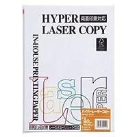 (まとめ) 伊東屋 ハイパーレーザーコピー A4判 ホワイト HP106 100枚入 【×5セット】