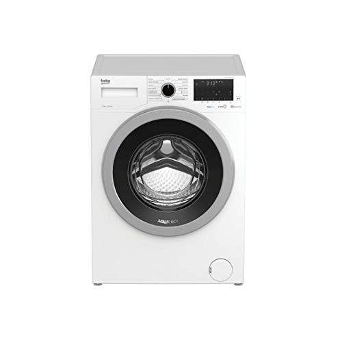 Beko WQY9736XSWBTR Waschmaschine für Frontlader, 9 kg, 1400 U/min, Klasse A+++