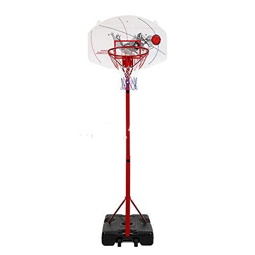 Tragbare Basketballbretter Jugend Mobil Innen- und Außen Basketball Racks Außen Lift Kinder Basketball Racks Erwachsene Standard-Basketball-Feld Basketball Ständer Basketballbretter