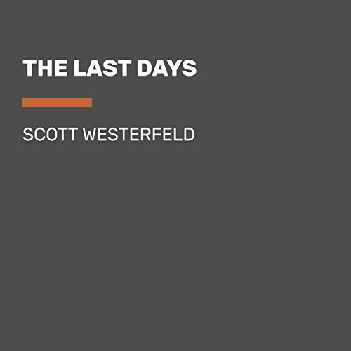 The Last Days audiobook cover art