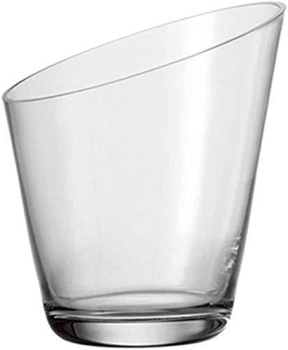 TangxianCui handgefertigter Flaschen-Kühler aus Glas, Wein-Kühler im modernen Stil, Ø 210 mm