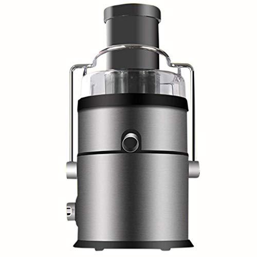 Juicer-Maschinen, Juicer-Maschinen, langsamer Kautieren von Entsafter-Extraktor mit Pinsel einfach zu reinigen Rezepten for Früchte und Gemüse-Kaltpresse Safter mit umgekehrter Funktion Ruhiger Motor