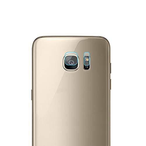 YANSHG® Para Samsung Galaxy S7/S7 Edge cámara Trasera Lente Templado de Vidrio...