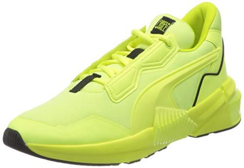 PUMA Provoke XT FM Xtreme WNS, Zapatillas de Gimnasio Mujer, Amarillo (Fizzy Yellow Black), 39 EU