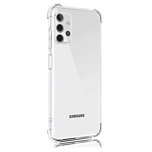 Capinha Anti Impacto Bordas Reforçadas Samsung Galaxy A32 4G [FIT IT]