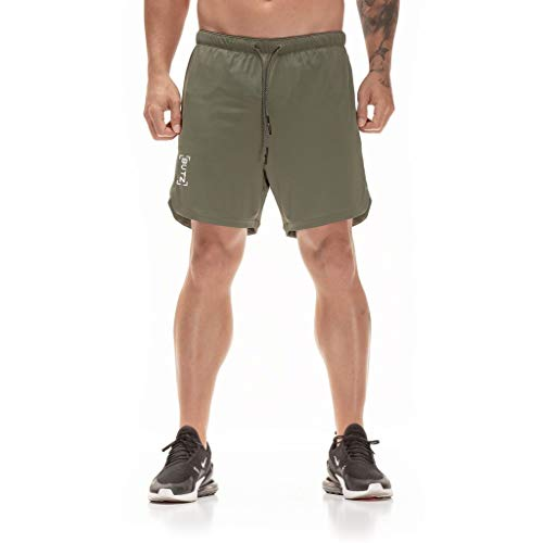 Herren Bermuda Shorts, Sumeiwilly Männer Sommer Cargo Hose Fitness Kurze Hose Casual Chino Shorts für Herren Jogger Sport Slim Jogginghose