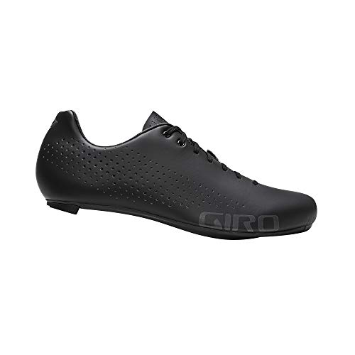 Giro Herren Empire HV Rennrad Schuhe, Black, 43