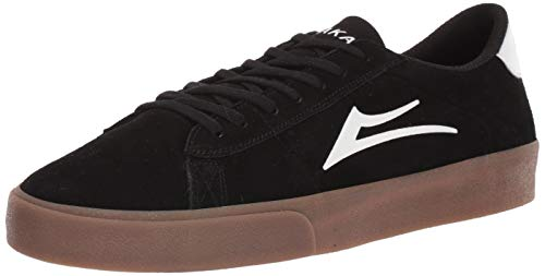 Lakai Limited Footwear Mens Mens Newport Black Size: 10