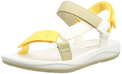 Camper Damen Match Sandal, Multi, 36 EU