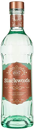 Blackwood's Gin 60{5abdfcff706367d1f6b5e508926e22805eacfa6d2d51c3248ff80bbd3251875c} Vintage 2017, 70cl