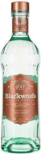 Blackwood's Gin 60{64a99ceed95bb8e2f4f935c6527efc09c69aaef2566264371d5d5ae5e72f7c28} Vintage 2017, 70cl
