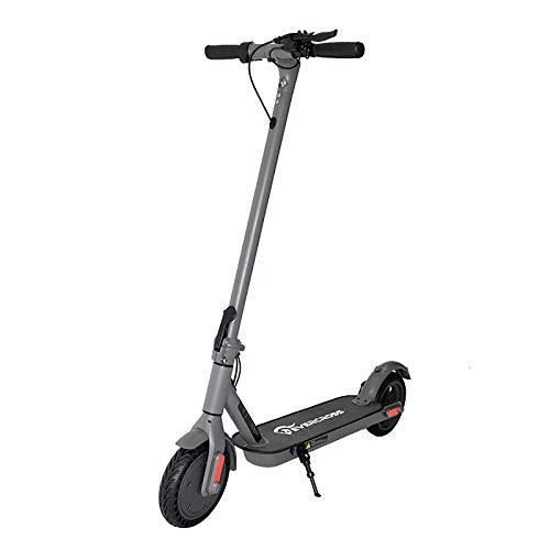 ScooterTrip Trottinette Électrique, 30km Longue portée Pliable et Réglable en Hauteur Vitesse jusqu'à 30km/h Trottinette Électrique Adulte