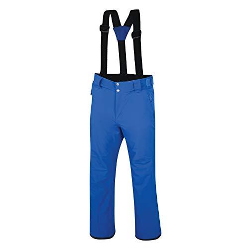 Dare 2b ENGRAIN Ergonomique (AEP Kinematics) Taille Haute Longueur Small Salopette de Ski Homme, Oxford Blue, FR Fabricant : M