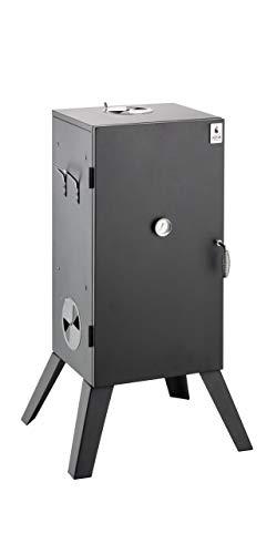 ACTIVA Räucherofen Hochwertiger Räucherofen Räucherschrank Räucherkammer Holzbefeuerung Tragbarer Smoker ca. 80 cm Perfekt zum Räuchern inklusive Zubehör