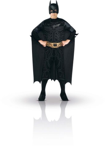 Rubie's-déguisement officiel - Batman - Déguisement Panoplie Batman Dark Knight - Taille M- I-880400M