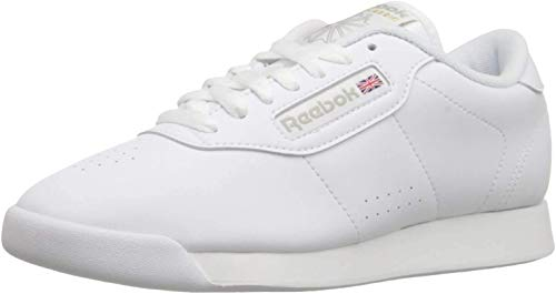 Reebok Damen Princess Fashion Sneaker weiß int weiß 3.5 uk