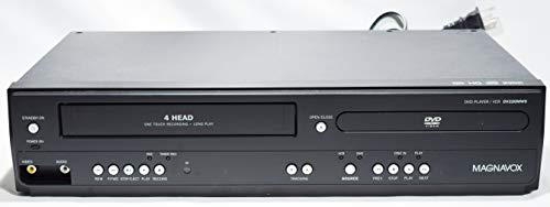 Magnavox MWD2206 DVD/VCR Combination Player