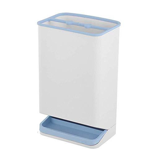 B-fengliu Paragüero Paraguas del Cubo, de Almacenamiento del hogar, Almacenamiento Cubo (Color : Blue)
