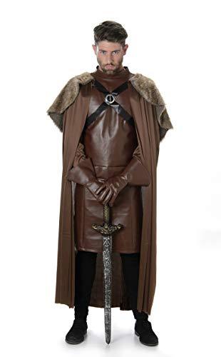 Karnival Costumes  - Ritter Kostüm für Herren Taille L