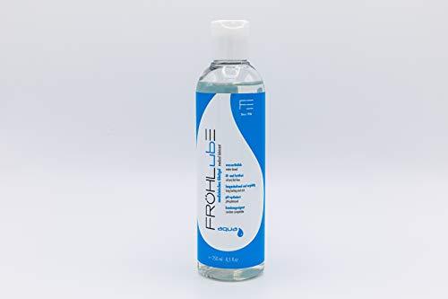 Fröhle FRÖHLubE aqua, medizinisches Gleitgel, 296 g