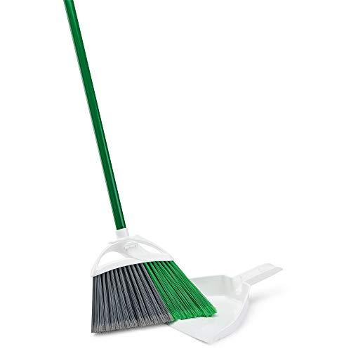 Libman Precision Angle Broom with Dustpan