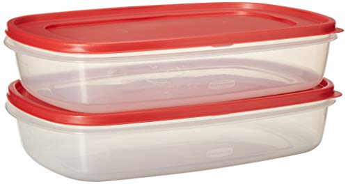 Rubbermaid Easy Find Lid Food Storage Container