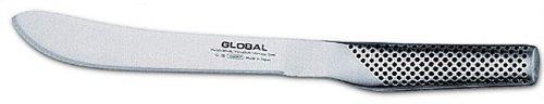 G28 : Global 'Butcher Knife' coltello macellaio a 'scimitarra' cm.18