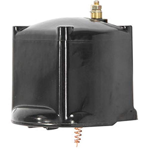 9N12024 6 Volt Front Mount Distributor Coil Fits Ford Fits New Holland 2N 8N 9N...