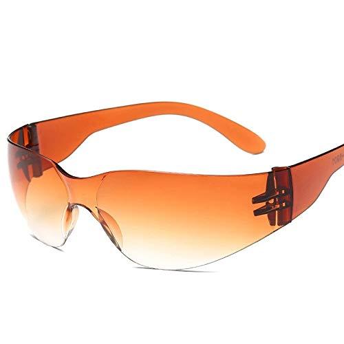 Actualizar Anti-Virus Caminar Correr Gafas Ciclismo UV Completa Wrap Around Anti-Virus Cara...