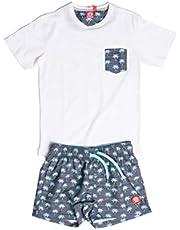 ALPHADVENTURE Go&Win Conjunto Bañador y Camiseta Frang Jr Niño