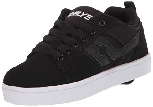 Heelys Racer Schuhe schwarz Black/Black, 33