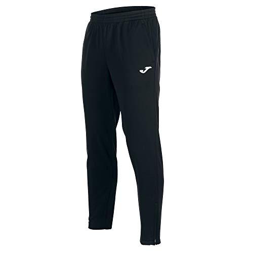 Joma Nilo Pantalones Largos, Hombres, Negro, S