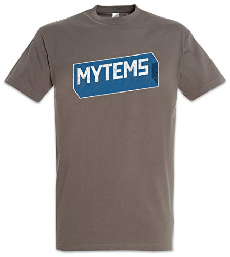 Urban Backwoods Mytems Logo Heren T-Shirt