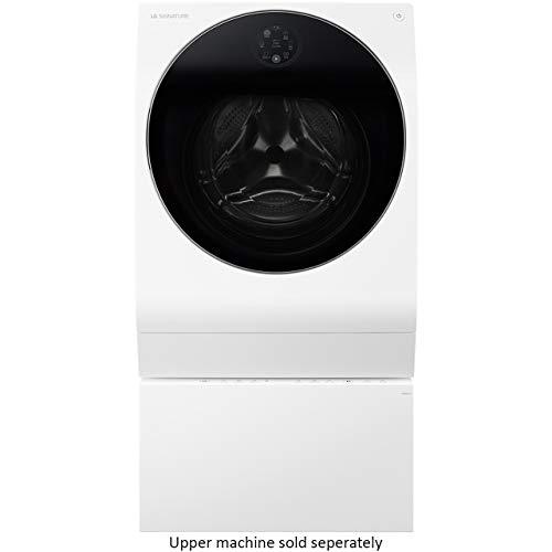 LG LST100  Rated Freestanding Washing Machine - White