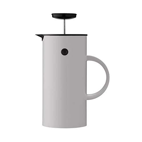 Stelton, Kunststoff, Hellgrau, H 21cm/Ø 10,5cm/Nicht spülmaschinenfest